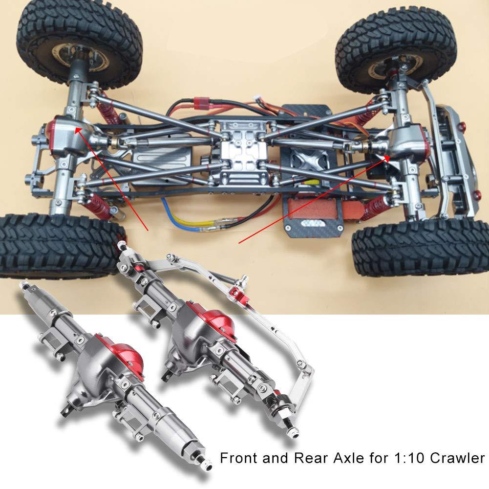 1:10 Vordere Hinterachsen RC Autoachsen für SCX10 AXIAL RC4WD D90 Crawler