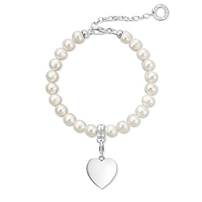 Thomas Sabo Women Silver Jewellery Set - SET0331-082-14-L18,5v