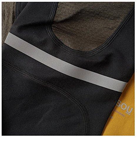 Nike X Undercover GYAKUSOU Utility Men's Tights (XL, Bronzine/Black) by Nike (Image #4)