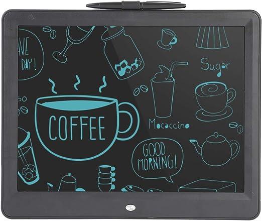 目にやさしい黒のポータブルライティングボード、ライティングタブレット、オフィス用キッズ用