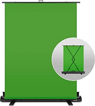 Elgato Green Screen Panel (Collapsible)