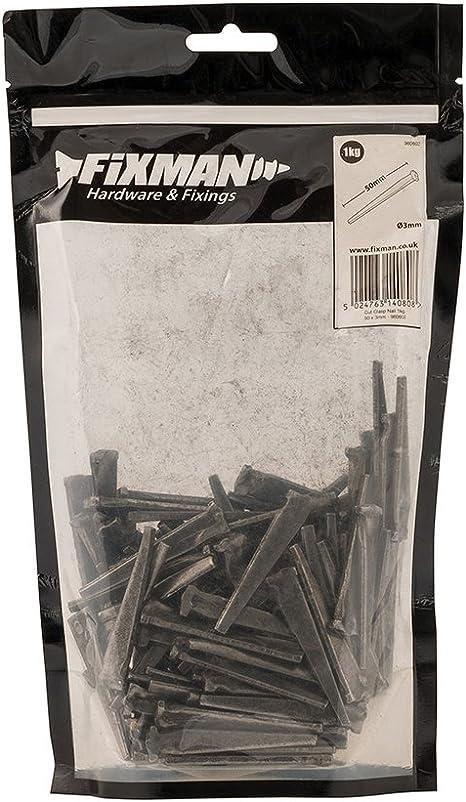 Fixman 980602/Vest/íbulo clavos Gris 1/kg