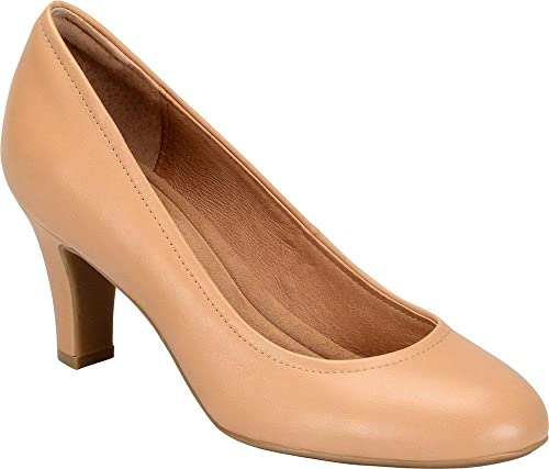 c64ab0e564d4 Sofft Womens Turin Closed Toe Classic Pumps