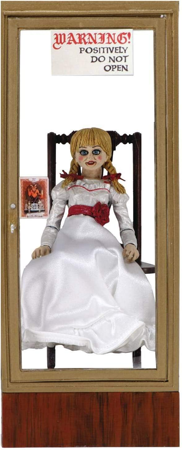 NECA The Conjuring Universe Ultimate Series Annabelle Action Figure