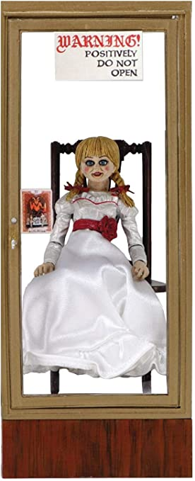 the CONJURING ANNABELLE ULTIMATE 7″ Action Figure 15 cm NECA