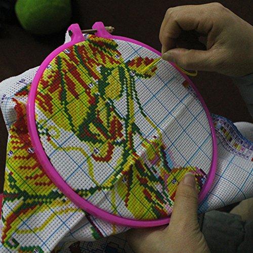 3507503000M Boye Cross Stitch Hand Needles-Size 24 4//Pkg