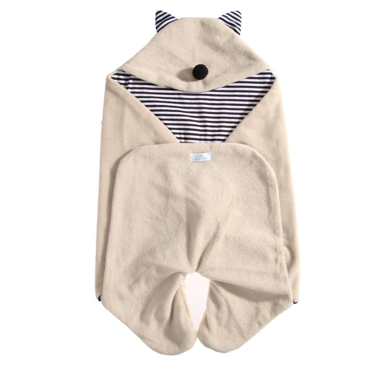 Silveroneuk - Manta para bebé recién nacido, saco de dormir, saco de dormir, cochecito 95480