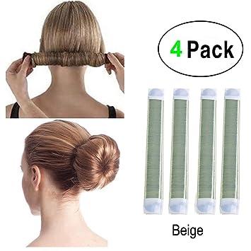 Haarknotenband Haarzubehör Zum Einfachen Stylen Von Dutts Damen