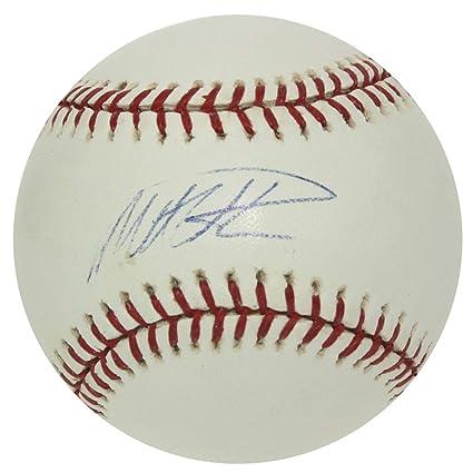 Matt Wieters Signed Official Mlb Ball Auto Orioles Sports Mem, Cards & Fan Shop