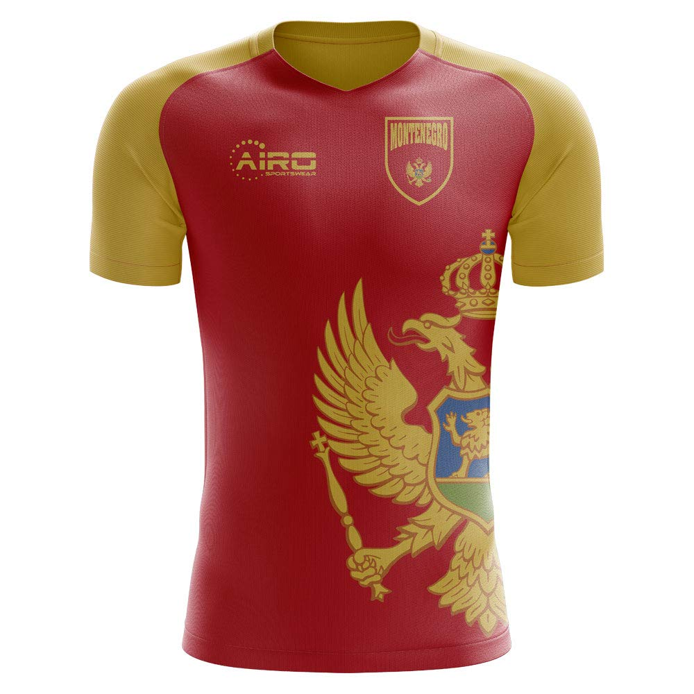 最新最全の 2018-2019 Red Montenegro Home Concept Football Shirt B07GKX6NRR Shirt 5XL Adults|Red B07GKX6NRR Red 5XL Adults, 上関町:15a1a428 --- svecha37.ru