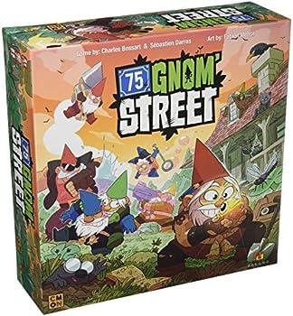 CMON 75 Gnom' Street Board Game