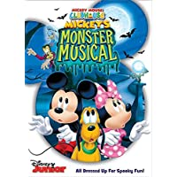 Mickey Mouse Clubhouse: Mickey's Monster Musical