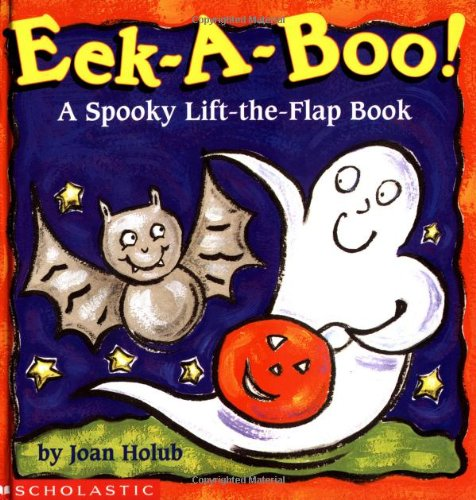 Eek-a-boo (Lift-The-Flap Book) PDF