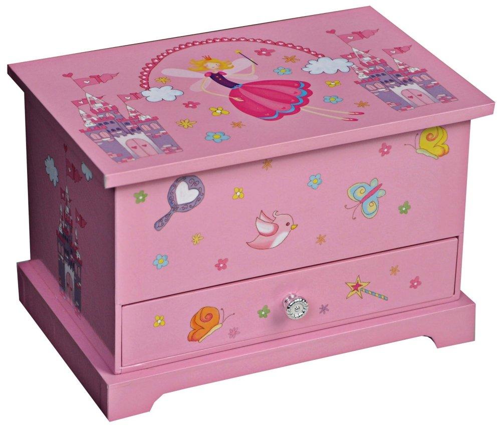 Mele & Co. Kerri Girl's Musical Ballerina Jewelry Box