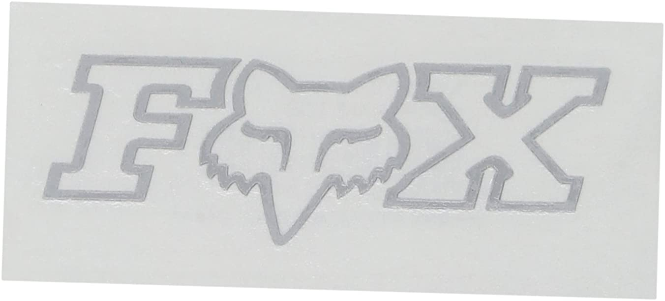 Fox Mens Corporate TDC-3 Sticker