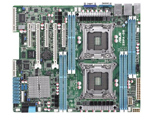 Asus DDR3 1066 Intel-LGA 2011 Motherboard Z9PA-D8 (ASMB6-IKVM) ()