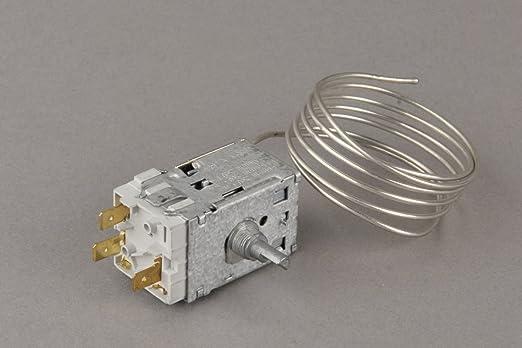Amica Kühlschrank Temperaturregler : Amica kühlschrank thermostat temperaturregler a mm