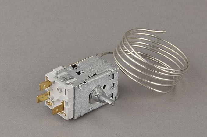 Amica Kühlschrank Thermostat : Amica kühlschrank thermostat temperaturregler a13 0377 1100mm