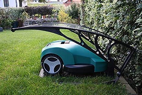 Garaje para cortacésped Wiper. Protection Robot cortacésped ...