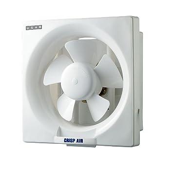 Usha Crisp Air 250mm Exhaust Fan (Pearl White)