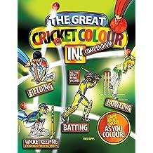 Great Cricket Colour In Compendium