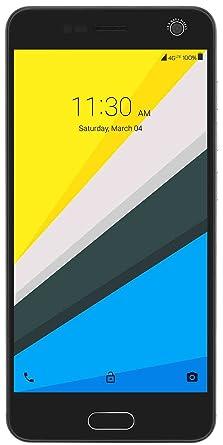 Micromax Dual 4 E4816 (Grey, 64GB) Smartphones at amazon