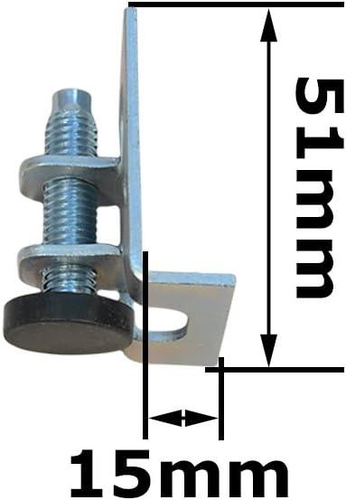 Lot de 12/depuis SO-Tech M/öbelfu/ß Pied de socle Pieds de pied de table Meubles pied pieds r/églable