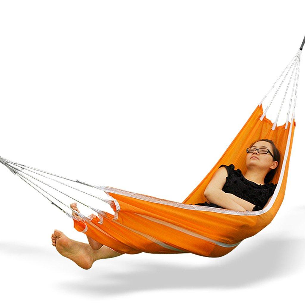 YY Hängematte Hängematte Outdoor 1/2 Personen Tragbare Camping Tourismus 2 Farbe 2 Größe Optional