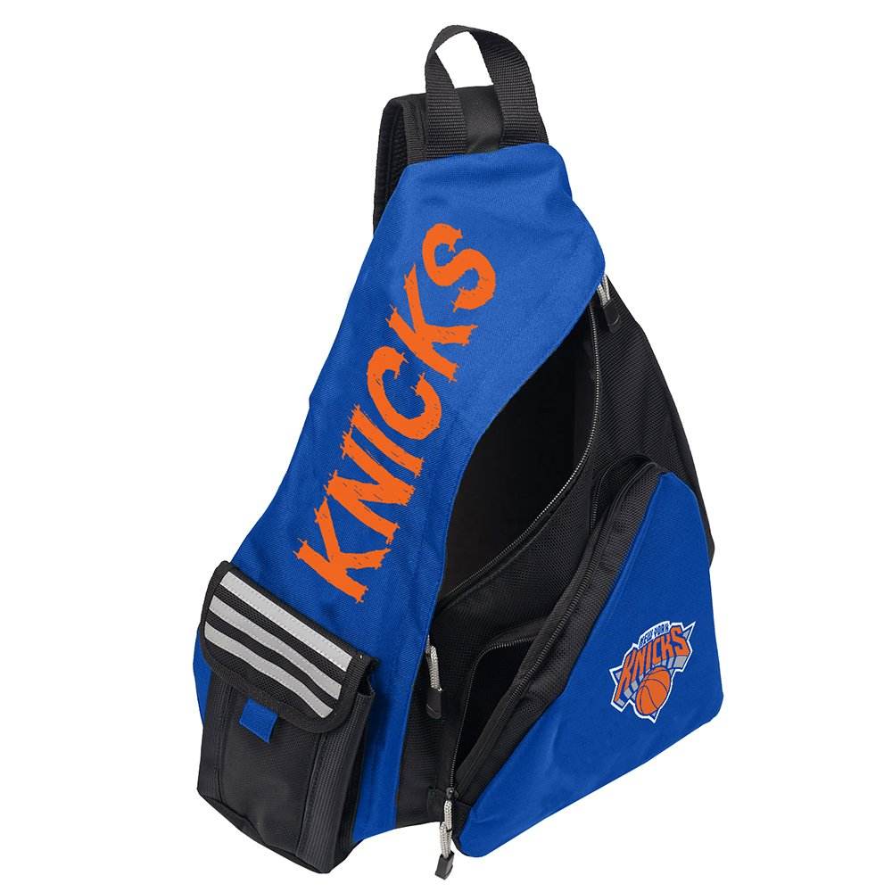 Officially Licensed NBA New York Knicks Leadoff Slingbag