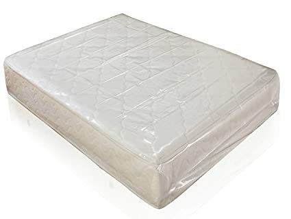 Mattress Bags Moving Mattress Bag 4 Mil Thick Heavy Duty Mattress Storage Bag Cover Fits Standard Extra Long Pillow Top Variation Storage Queen