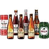 8 pack de cervezas Holandesas y Bélgas de Swinkels Family Brewers.