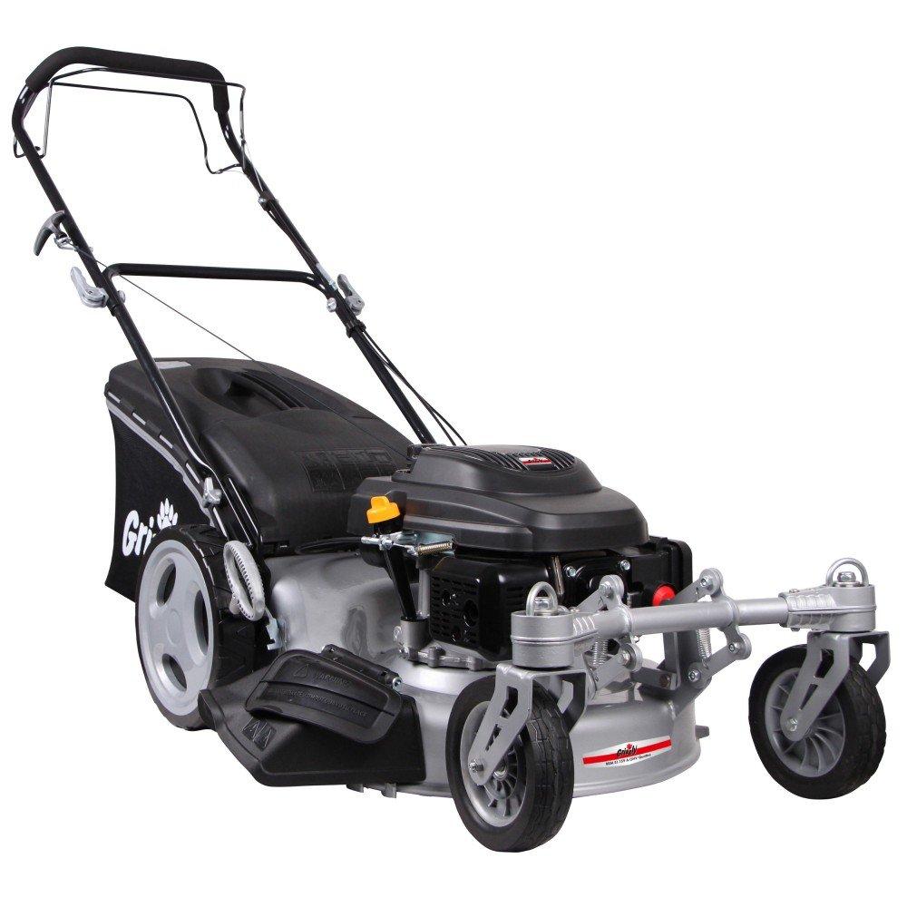 Grizzly Benzin Rasenmäher BRM51-159A QHV Motormäher