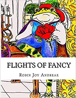 Flights of Fancy: Magical Creatures to Color