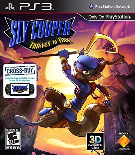 Sly Cooper: Thieves in Time - Playstation 3 by Sony