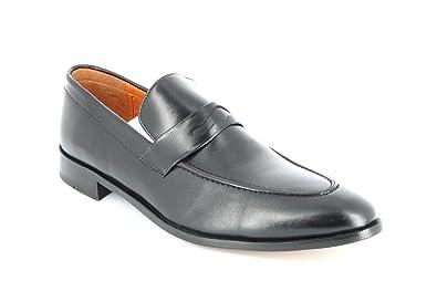 8d559b53c4c belym Chaussure Homme De Ville Richelieu Cuir Noir  Amazon.fr  Chaussures  et Sacs