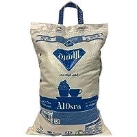 AlOsra Fine Sugar, 5Kg - Pack of 1