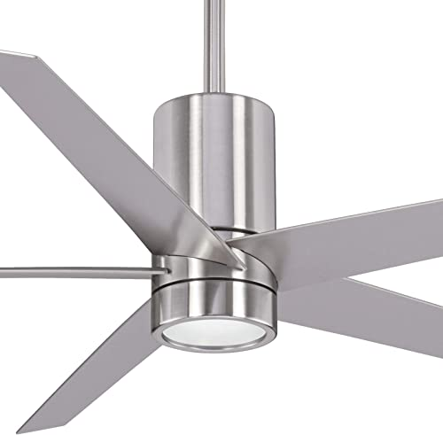 Minka-Aire F828-BN Symbio LED 56″ Indoor Ceiling Fan