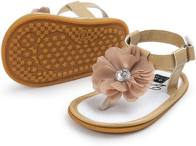 Fine Toddler Baby Kids Summer Anti-Slip Crib Shoes Tassel Baby Sandals Shoes