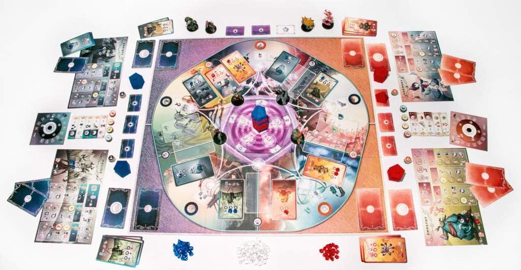 Mindclash Cerebria: The Inside World - English: Amazon.es: Juguetes y juegos