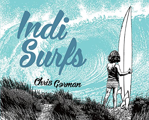 Indi Surfs (Magic Tree House High Tide In Hawaii)
