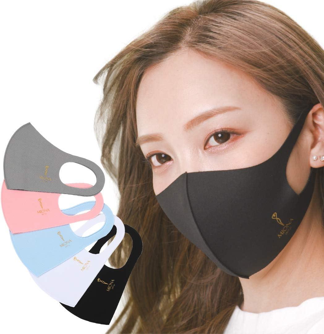 マスク ミオナ シルク