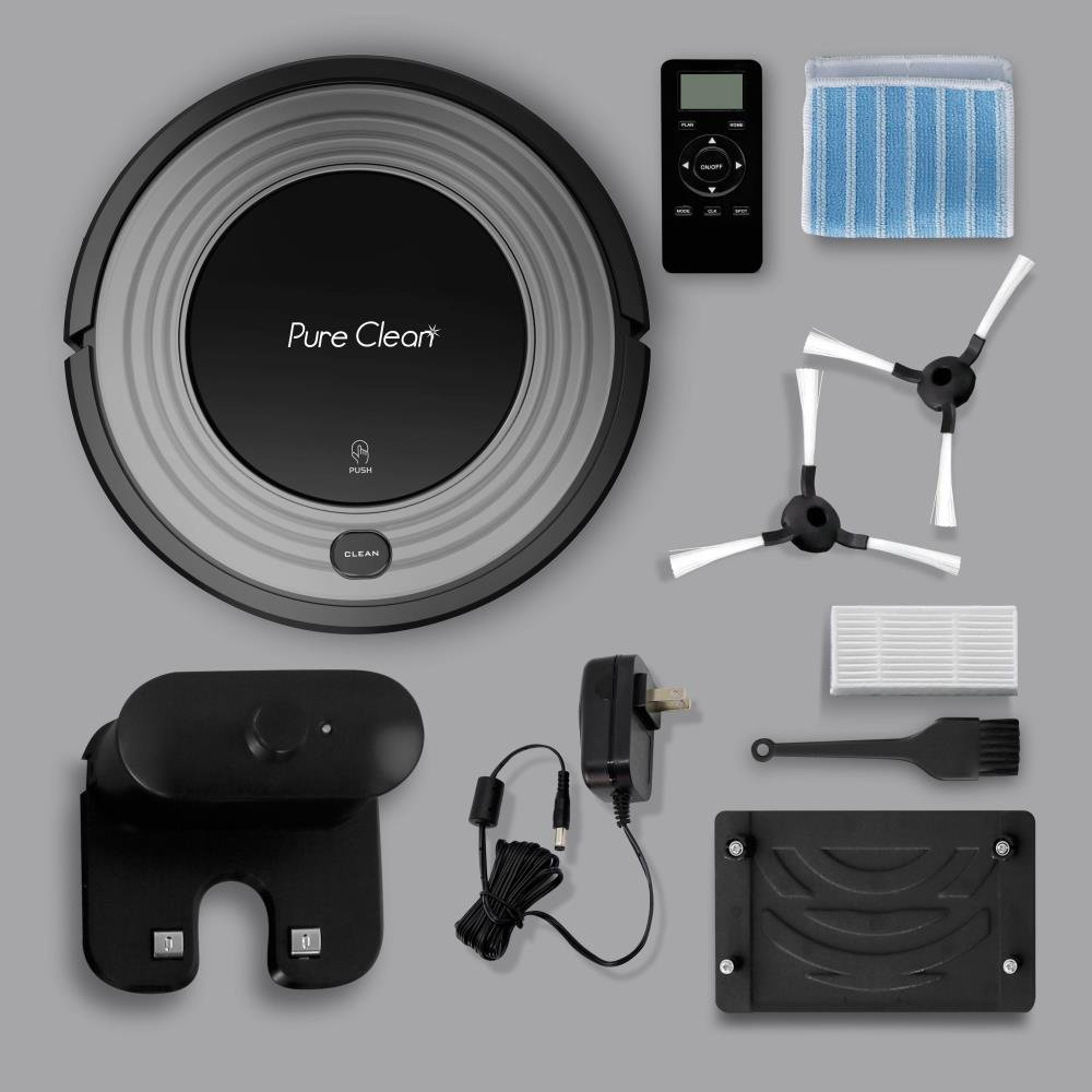 Automatic Programmable Robot Vacuum Cleaner Image 3