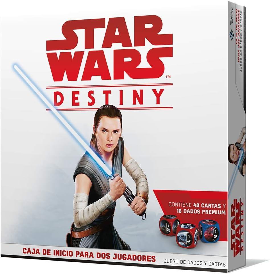 Fantasy Flight Games- Caja de Inicio para Dos Jugadores, colección Destiny (FFSWD08): Amazon.es: Juguetes y juegos