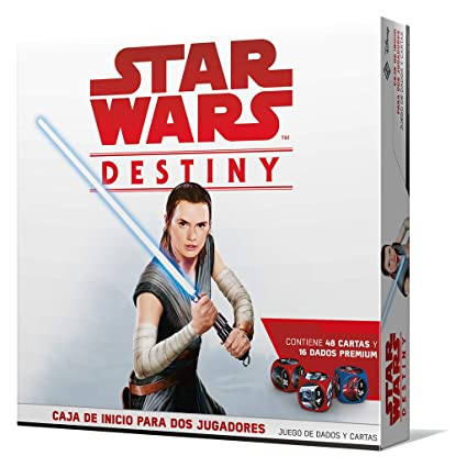 Amazon.com: Star Wars – Start Box for Two Players Collection ...