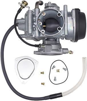 Carb for Yamaha ATV Raptor YFM350 YFM350R Carburetor 2004-2012