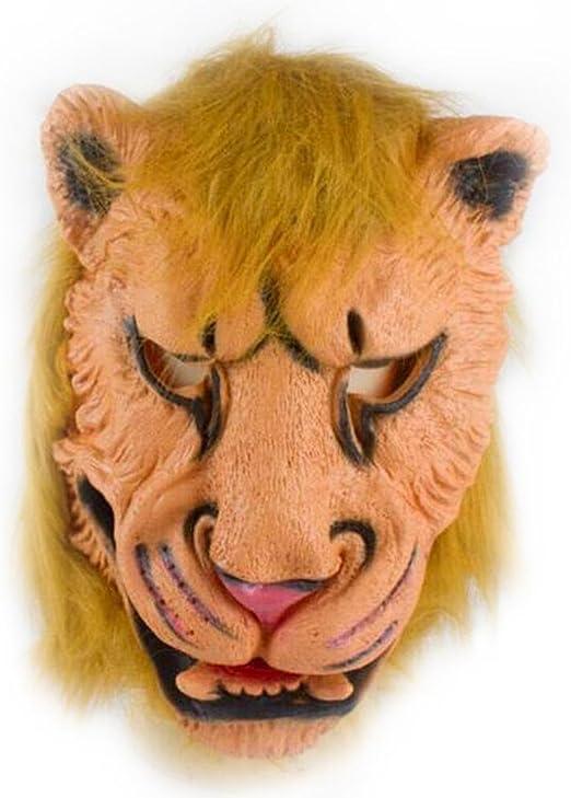 Anna-neek Espeluznante Cara Completa Lobo máscara y Garra Tigre ...