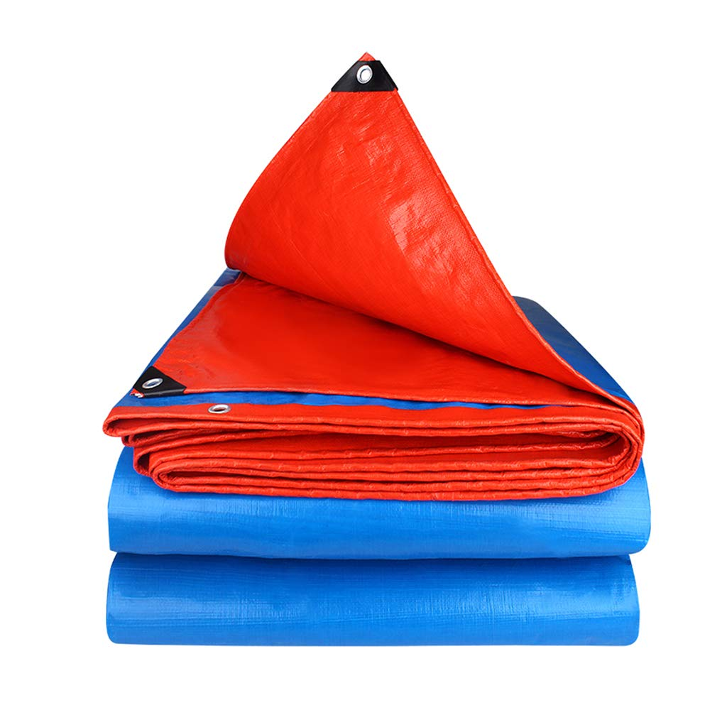 Home warehouse LKW-Plane, regenfester Stoff-Planen-Schupptuch Outdoor-Shade-Tuch Regensicherer Stoff Sonnenschutz-Isolationstuch aus Kunststoff