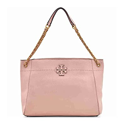 a3fe9f95146 Amazon.com  Tory Burch McGraw Ladies Medium Slouchy Leather Tote Handbag  41780672  Shoes