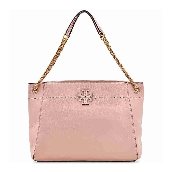 a3fe9f95146 Amazon.com  Tory Burch McGraw Ladies Medium Slouchy Leather Tote Handbag  41780672  Shoes