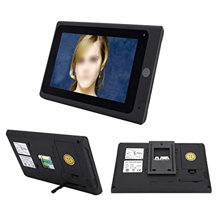 Amazon com : Android iOS App 7 Inch Monitor WiFi Wireless